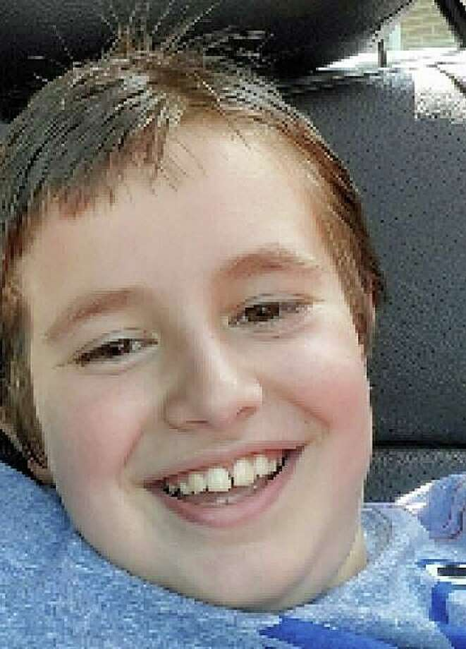 """A Silver Alert has been issued for a missing 8-year-old West Haven boy. Bledi Zefi has been missing since Monday, Oct. 28, 2019. """"Last seen with his biological mother, outside the United States,"""" the alert said. Photo: Contributed Photo"""