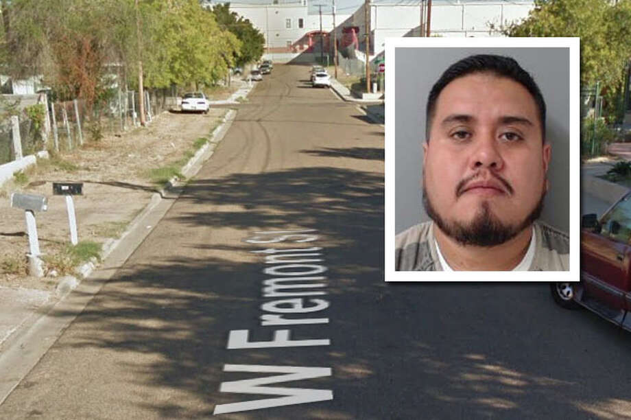 Jesus Valentin Andrade, 30, was served with a warrant on Wednesday and charged with assault, family violence. Photo: Courtesy