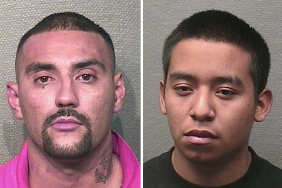 Houston's most wanted gang members and the heinous crimes they're accused of