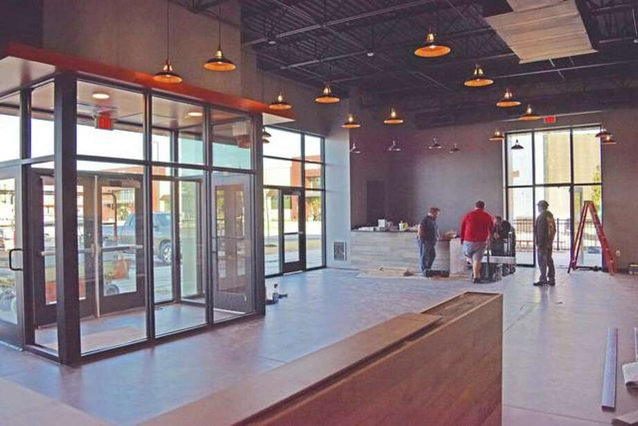 Behind the scenes tour of the new Doc's Smokehouse location at 6108 Shoger Drive in Edwardsville. Photo: Tyler Pletsch | The Intelligencer