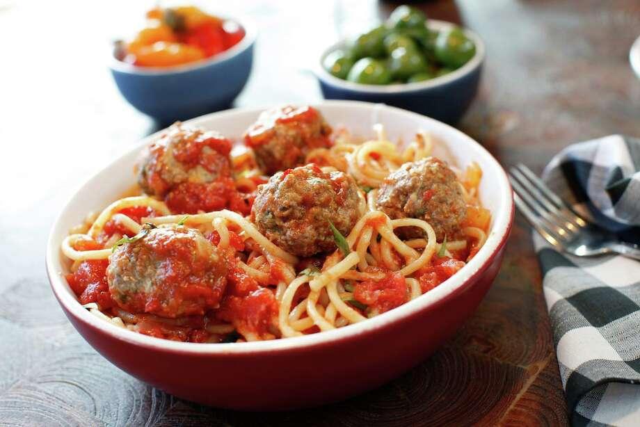Spaghetti and meatballs from North Italia. Documents suggest the restaurant chain may soon open a San Antonio location. Photo: North Italia / handout