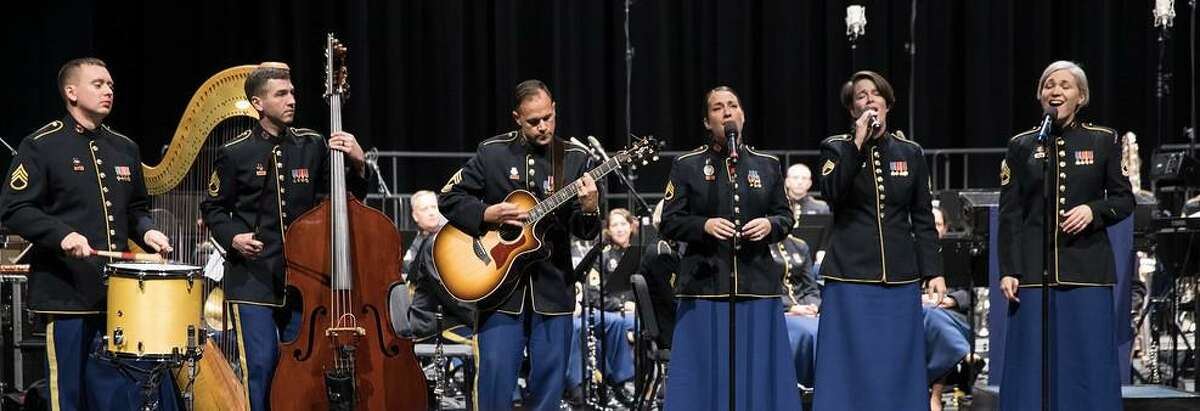 The U.S. Army Field Band Concert Band and Soldiers' Chorus will perform in Katy on Nov. 2. Their free program will begin at 7 p.m. at Tompkins High School Performing Arts Center, 4400 Falcon Landing Blvd. The concert will include classical, semi-classical, popular music, choral arrangement, military marches and patriotic favorites. Call 281-396-2270 for tickets and information.