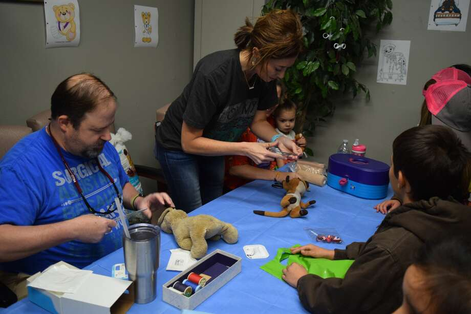 The second annual Fall Festival and Teddy Bear Hospital is set for Nov. 9 at Covenant Health Plainview. Photo: Courtesy Photo/Covenant Health Plainview