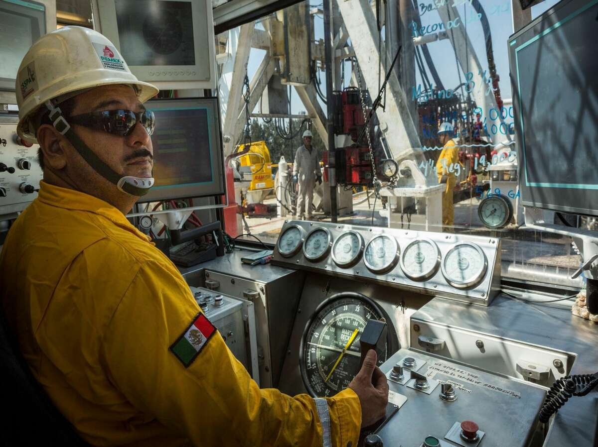 Mexico's state-run oil company Petroleos Mexicanos, or Pemex, reported slightly higher production figures but posted a $4.6 billion loss during the third quarter amid sagging exports and domestic sales.