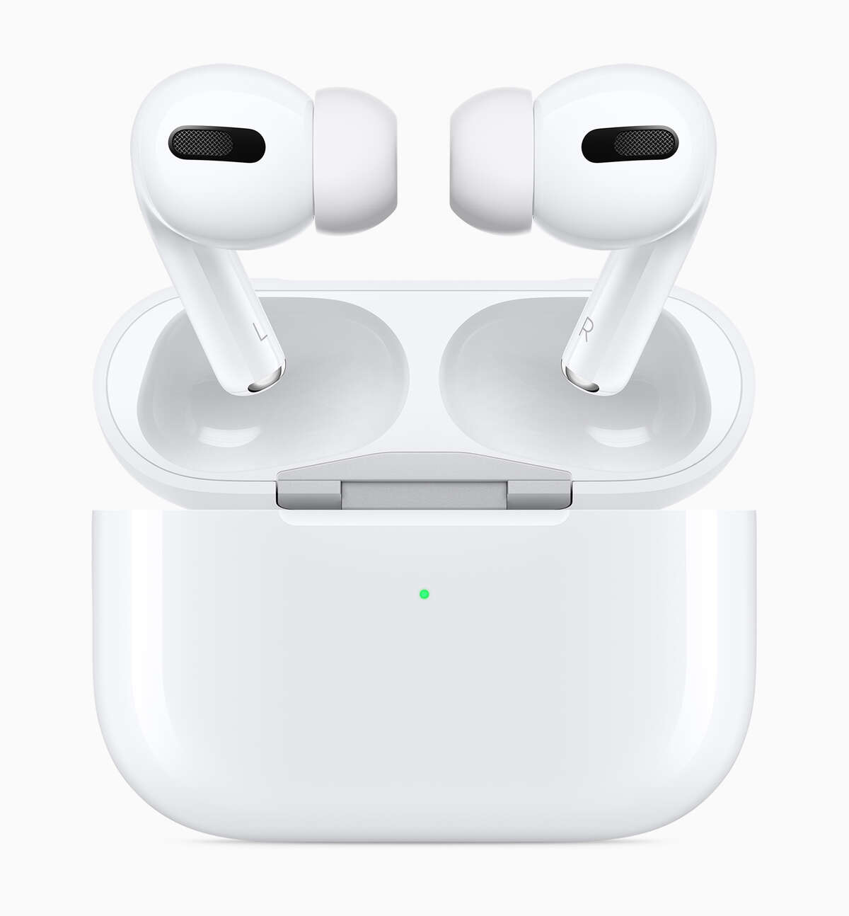 Apple's new AirPods Pro cost $249 and include noise cancelling capabilities.