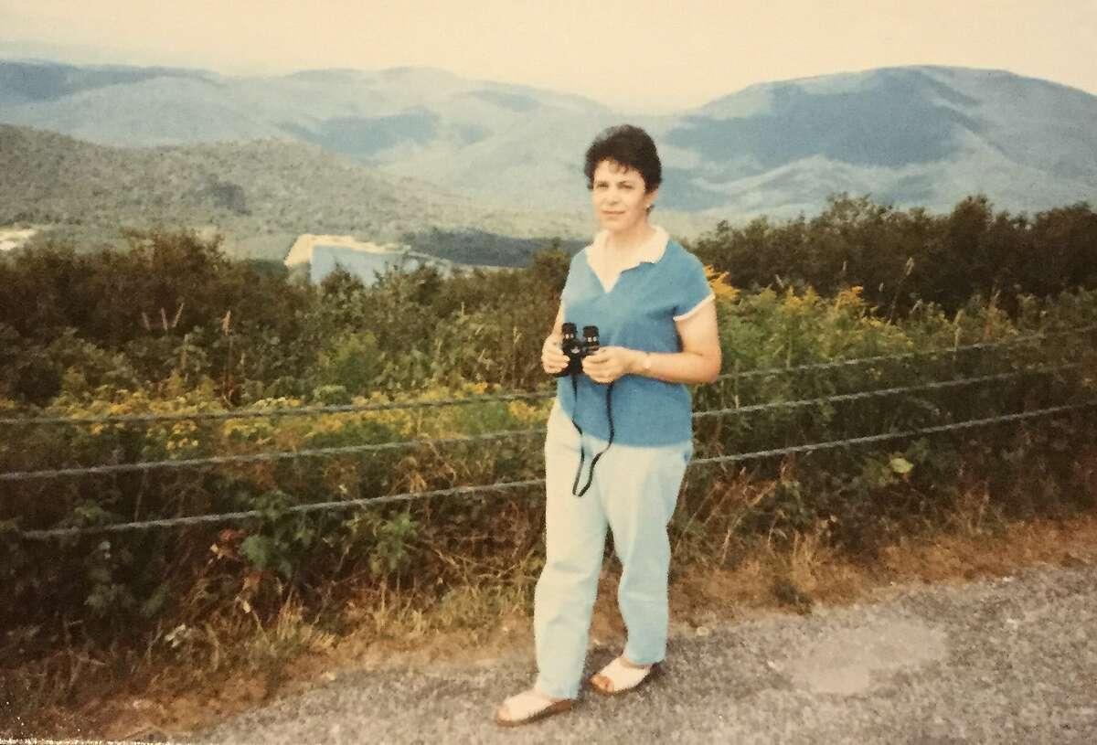 Family photos from author Claire Calderon.