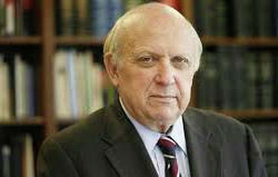 "Floyd Abrams, a preeminent legal scholar of First Amendment issues, and Lata Nott, executive director at the First Amendment Center at the Newseum, will discuss the First Amendment from 7 to 8:30 p.m. Tuesday at the First Presbyterian Church of Greenwich, 1 W. Putnam Ave., as part of the Greenwich Reads Together program. Abrams is a longtime Ray Bradbury fan and will share his thoughts on the censored society depicted in ""Fahrenheit 451,"" this year's GRT book. Registration is recommended at greenwichlibrary.org. Photo: /"