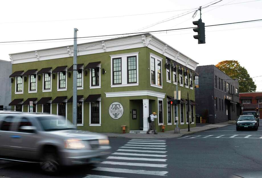 An application to demolish the Tarry Lodge building in Port Chester, N.Y., and build a large apartment/retail complex will be heard again in Port Chester on Feb. 20. Greenwich First Selectman Fred Camillo said he will continue to speak out against the plan. Photo: Tyler Sizemore / Hearst Connecticut Media / Greenwich Time