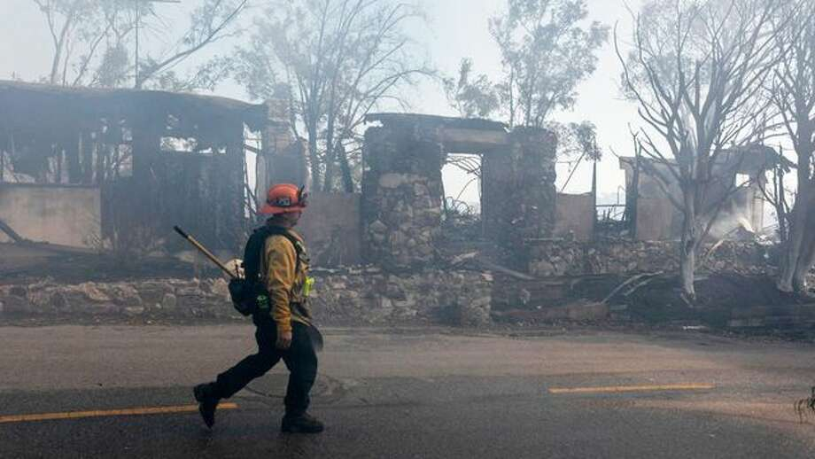 California's Wildfires Put Tens of Thousands of Homes at Risk Amid a Housing Shortage