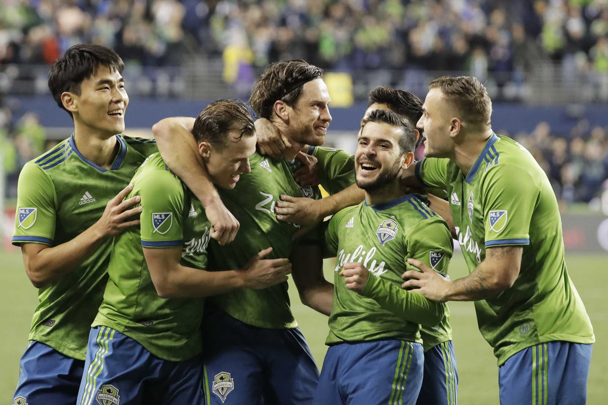 Goals and Guinness: Where to watch the Sounders game this Sunday