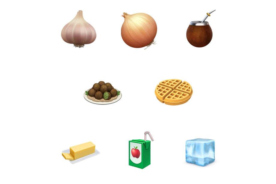 New emojis from the iOS 13.2 update. Photo: Emojipedia