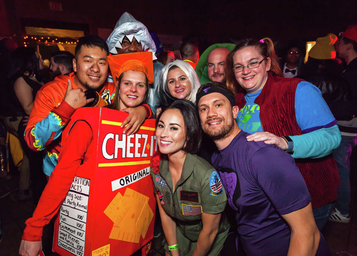 Were you Seen at the Lark Street Business Improvement District's annual Halloween Party at the Washington Park Lakehouse in Albany on Oct. 26, 2019?