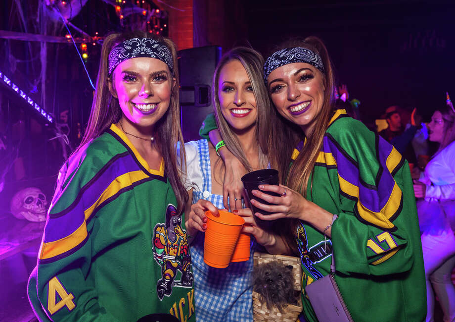 Were you Seen at the Lark Street Business Improvement District's annual Halloween Party at the Washington Park Lakehouse in Albany on Oct. 26, 2019? Photo: DTrae Carter / ©Lark Street Photo
