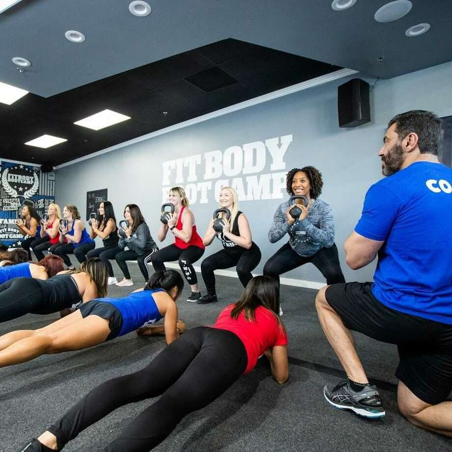 A growing fitness boot camp franchise has landed in Nederland and will host a ribbon cutting on Nov. 6. Photo: Courtesy Of Fit Body Boot Camp