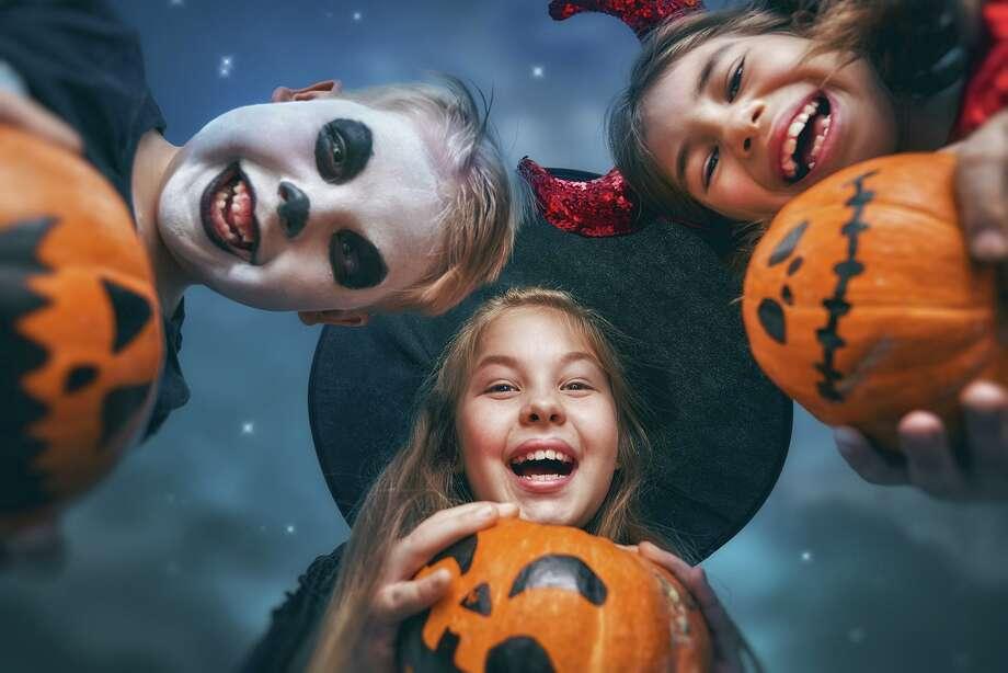 Halloween Photo: Dreamstime / Konstantin Yuganov/Dreamstime.co