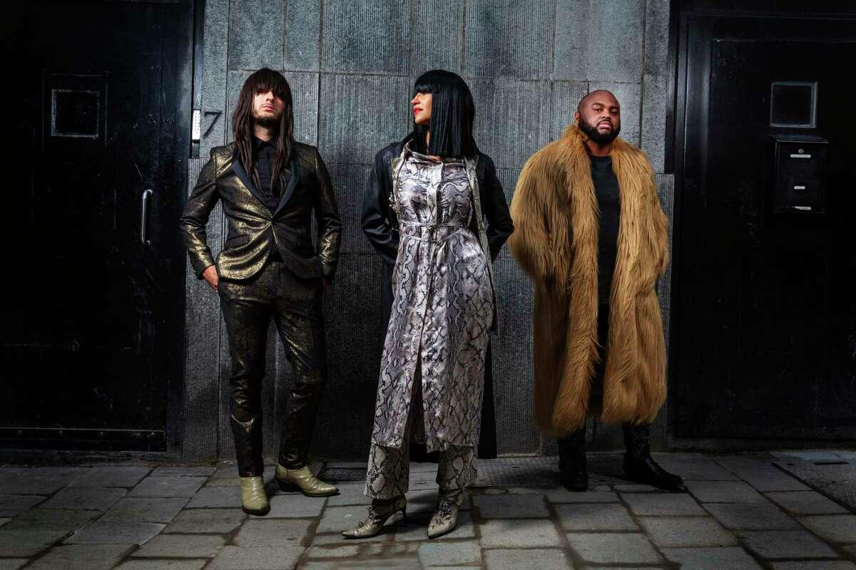 """Houston's Khruangbin (Mark Speer, from left, Laura Lee and Donald """"DJ"""" Johnson) released the mood-filled """"Mordechai."""""""