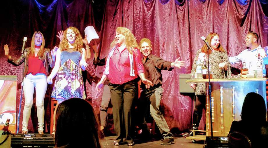 The Ridgefield Theater Barn presents their next installment of Piano Bar…n Friday and Saturday, Nov. 15 and 16, at 8 p.m. Photo: Contributed Photo.