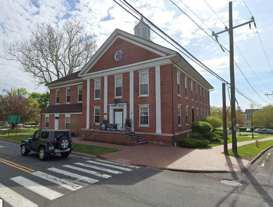 Cheshire Town Hall Photo: Google Maps