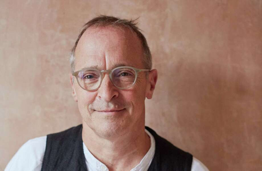 Society for the Performing Arts presents David Sedaris. Photo: Jenny Lewis
