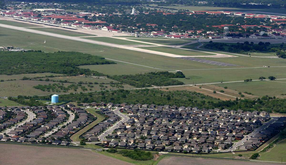 Joint Base San Antonio-Randolph, where privately-run housing is now the subject of a lawsuit by military families who say problems with mold, dust, asbestos and insects went unresolved and led to illnesses.