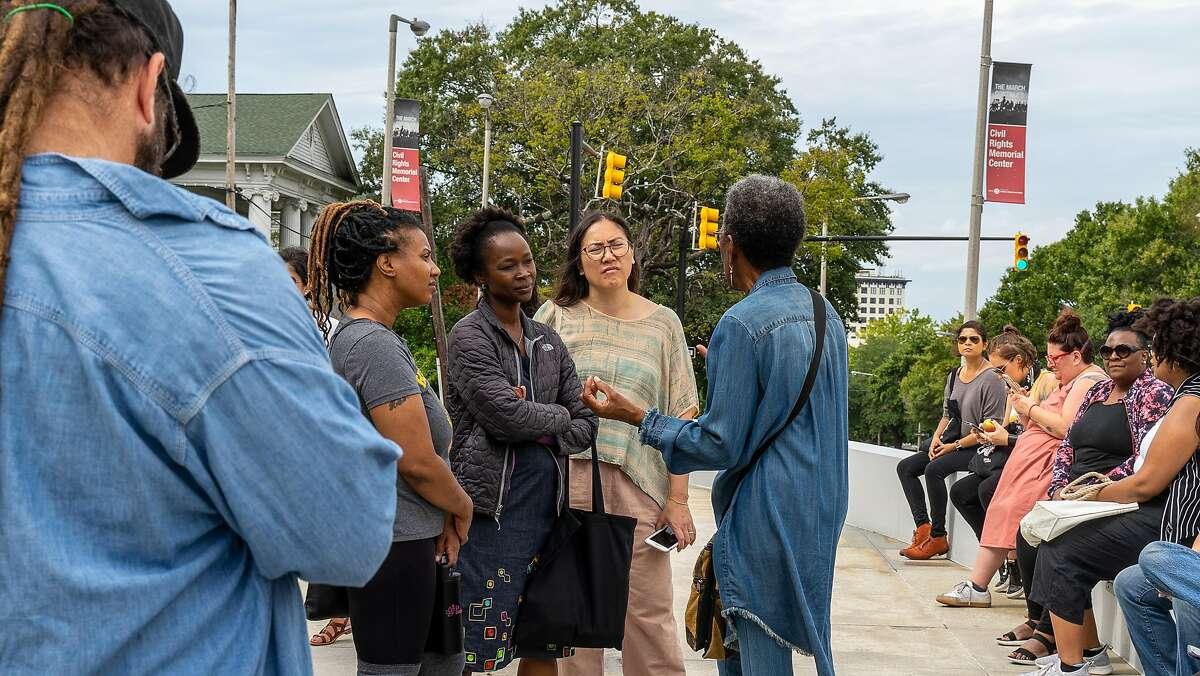 Photos from Tiffany Carter's trip to Alabama