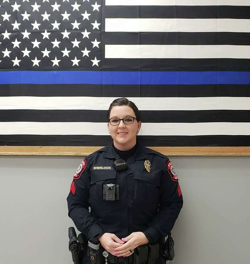 Splendora ISD is in search of a new police chief, but in the interim have named Sgt Stacy Sherlock. Photo: Provided