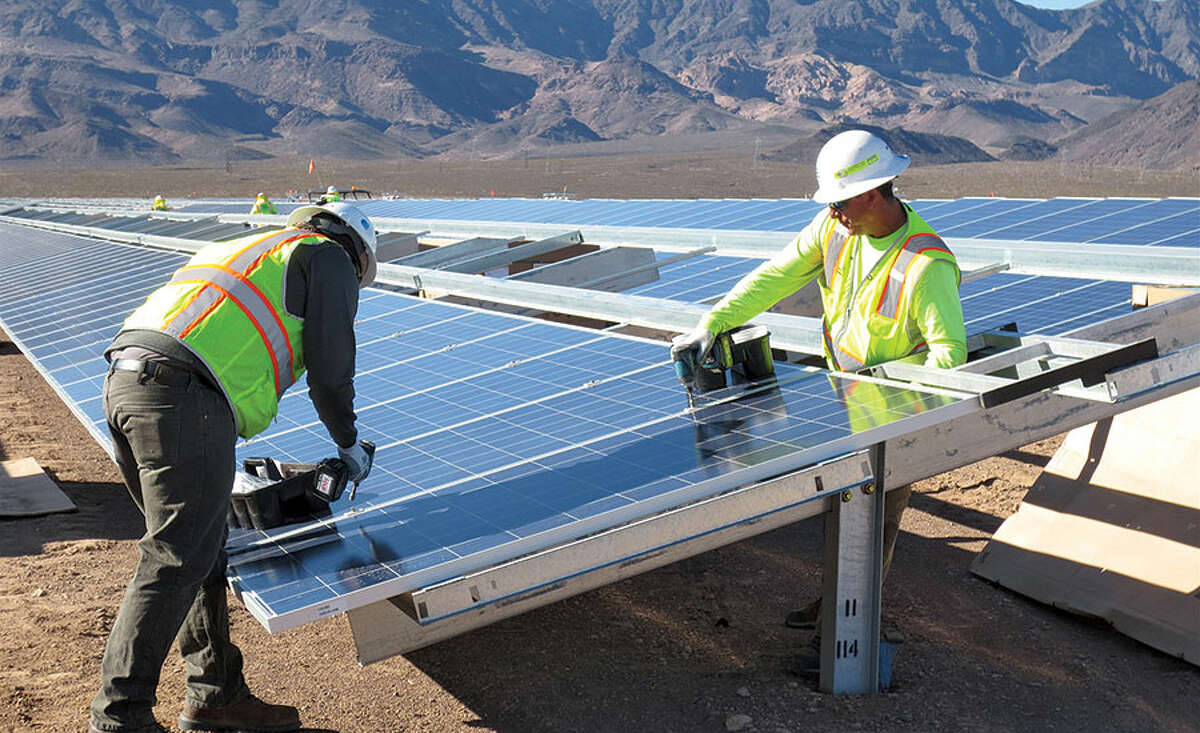 HCS Renewable Energy hopes to hire local workers for its projects in the area, offering the promise of a long-term career and rapid moves up the corporate ladder.