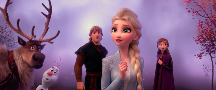 Frozen Adventure is on Nov. 3 at 2 p.m. at the Fairfield Public Library, 1080 Old Post Road, Fairfield. Celebration of the upcoming release of Frozen 2 with games and crafts. Register at fairfieldpubliclibrary.org. Photo: / AP / © 2019 Disney. All Rights Reserved.