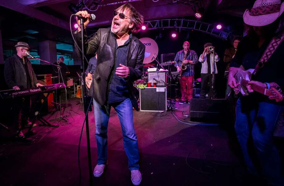 Southside Johnny & the Asbury Jukes will perform on Nov. 1 at 8 p.m. at the Fairfield Theatre Company, 70 Sanford Street, Fairfield. Tickets are $58. For more information, visit fairfieldtheatre.org. Photo: Rodofo Sassano / Contributed Photo