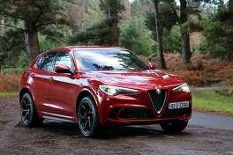 The 2019 Alfa Romeo Stelvio is a undeniably fun ride.
