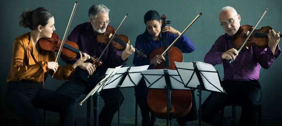 The Julliard String Quartet will perform at 5 p.m. on Nov. 3 at Klein High School Performing Arts Center. Tickets start at $35. Valet parking is $10. The event is sponsored by the Cypress Creek Foundation for the Arts and Community Enrichment. Visit www.cypresscreekface.org for details. Photo: Cypress Creek Foundation For The Arts And Community Enrichment / Cypress Creek Foundation For The Arts And Community Enrichment