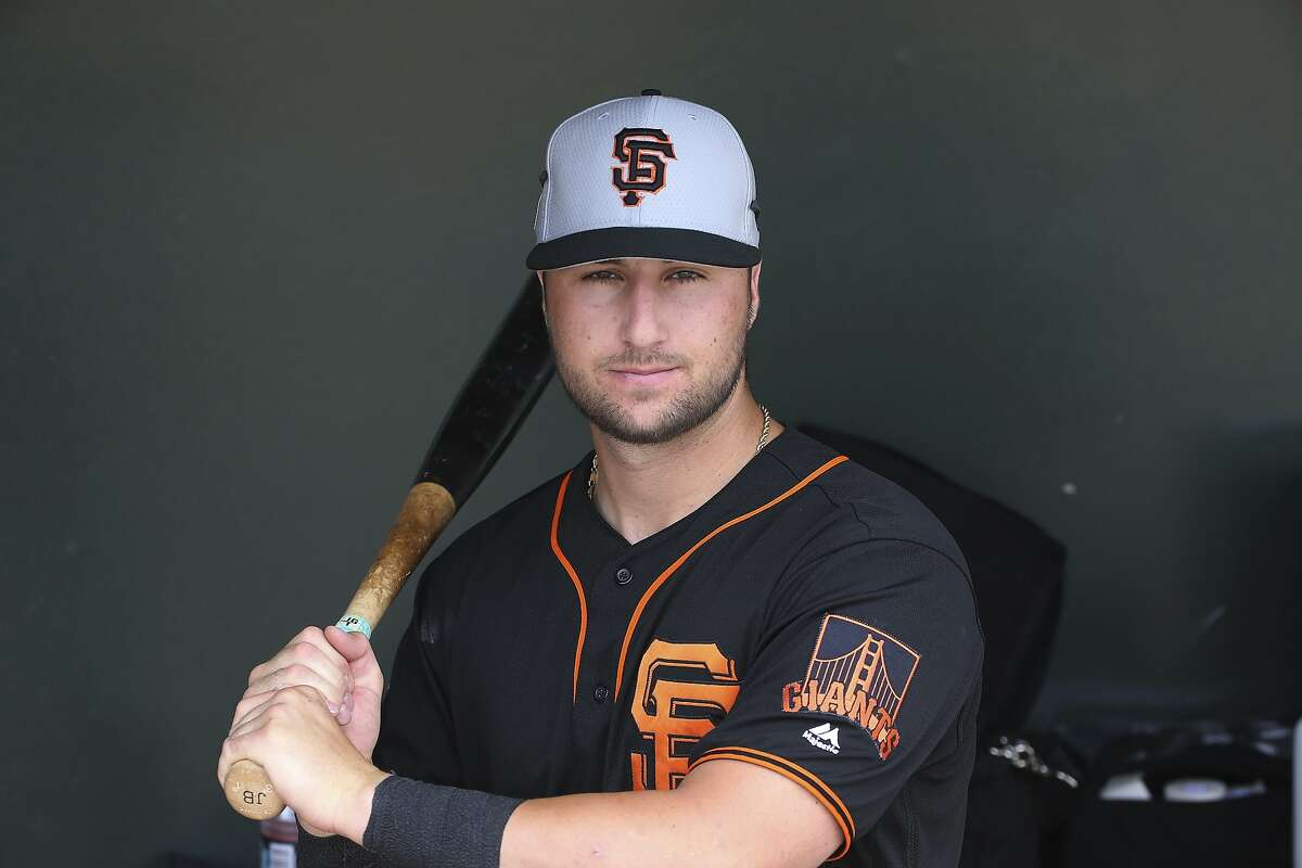 San Francisco Giants catcher Joey Bart was among those assigned to leagues on Monday.