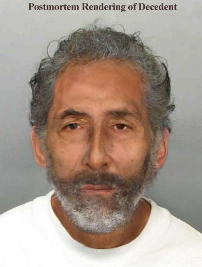 Digital rendition of John Doe. Photo: Bexar County Medical Examiner