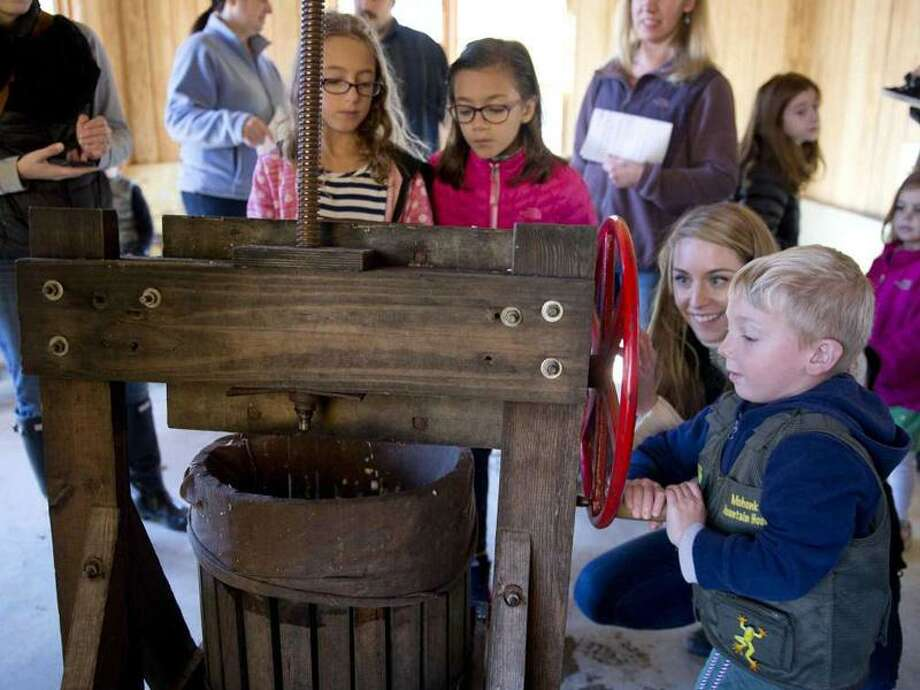 The Stamford Museum & Nature Center is hosting its Harvest Festival November 2 and 3. Photo: Www.stamfordmuseum.org