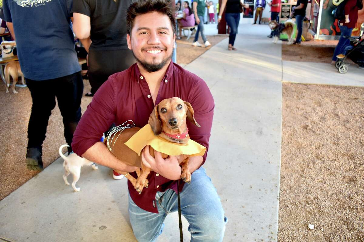 Laredo's furry friends got a chance to don their Halloween attire as Golondrina Food Park hosted a Howl-o-ween pet costume contest Sunday.