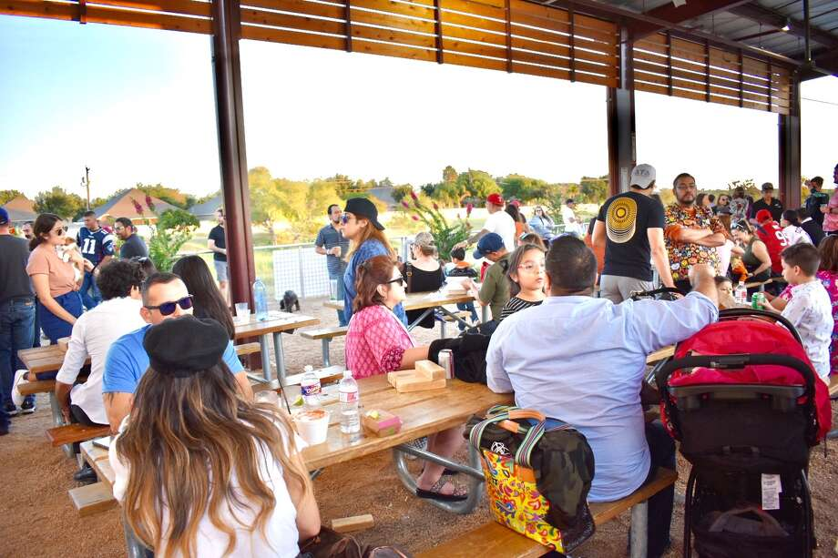 In this 2019 file photo, Golondrina Food Truck park is shown. Photo: Diana Garro/Laredo Morning Times