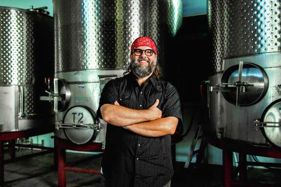 """I went to Napa because I saw Texas' potential,"" Randy Hester says. ""The last thing I want to do is come back and then not make wines (from only Texas-grown grapes)."""