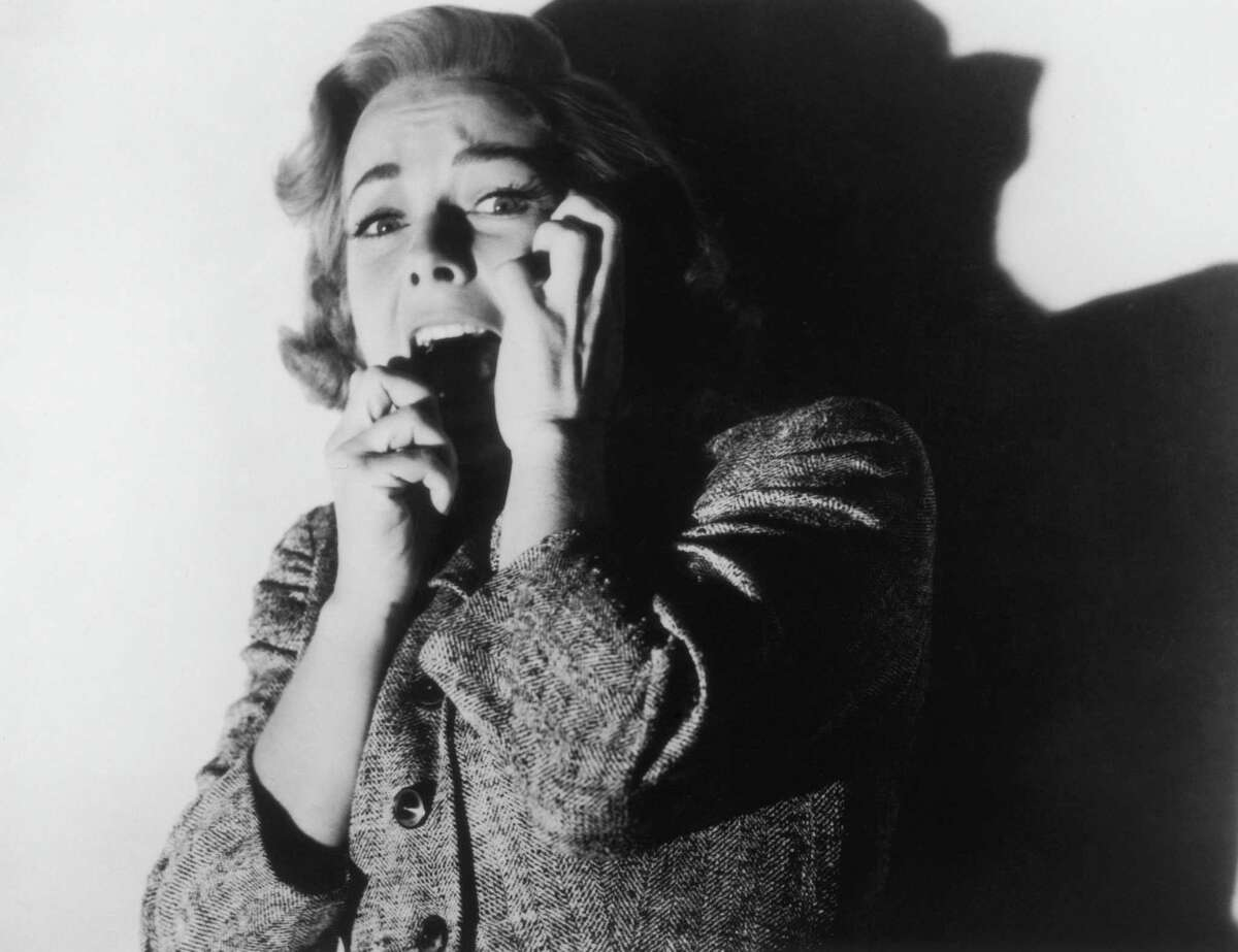 American actress Vera Miles stars as Lila Crane in the horror classic 'Psycho,' directed by Alfred Hitchcock, 1960. Tales of horror passed through the generations will continue to horrify this Halloween.
