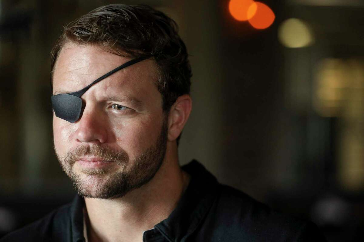 U.S. Rep. Dan Crenshaw is pictured. >> Keep clicking through to see how Houston voted in the 2019 mayoral election.