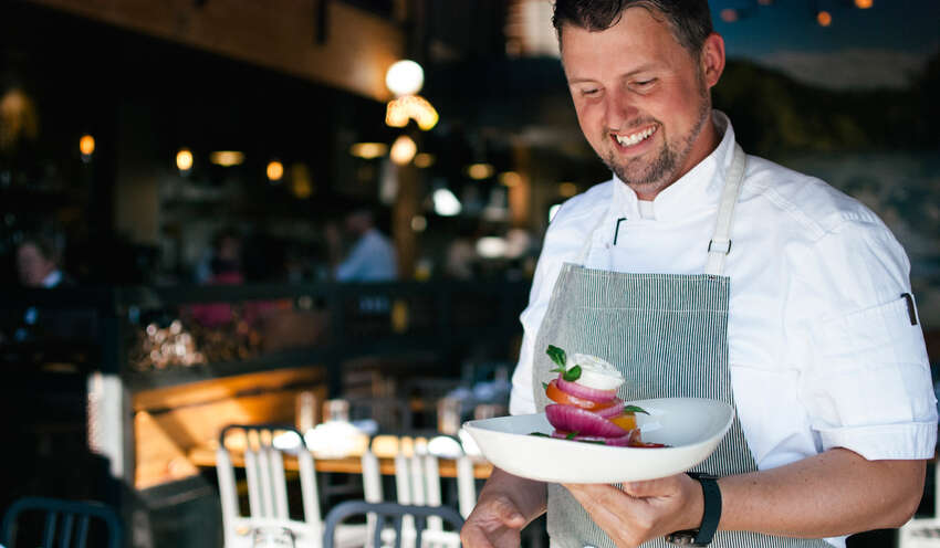 Rockcreek Seafood and Spirits, FlintCreek Cattle Co, owner and executive chef Eric Donnelly: