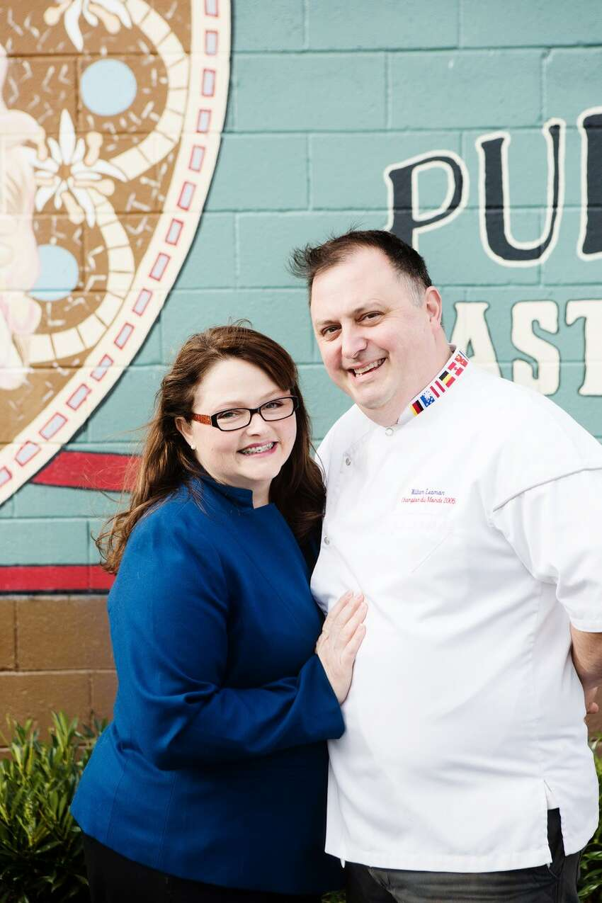 Bakery Nouveau, owners William Leaman and Heather Leaman: