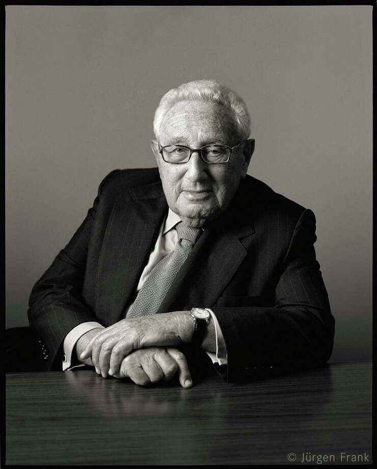 Henry Kissinger Photo: Contributed Photo