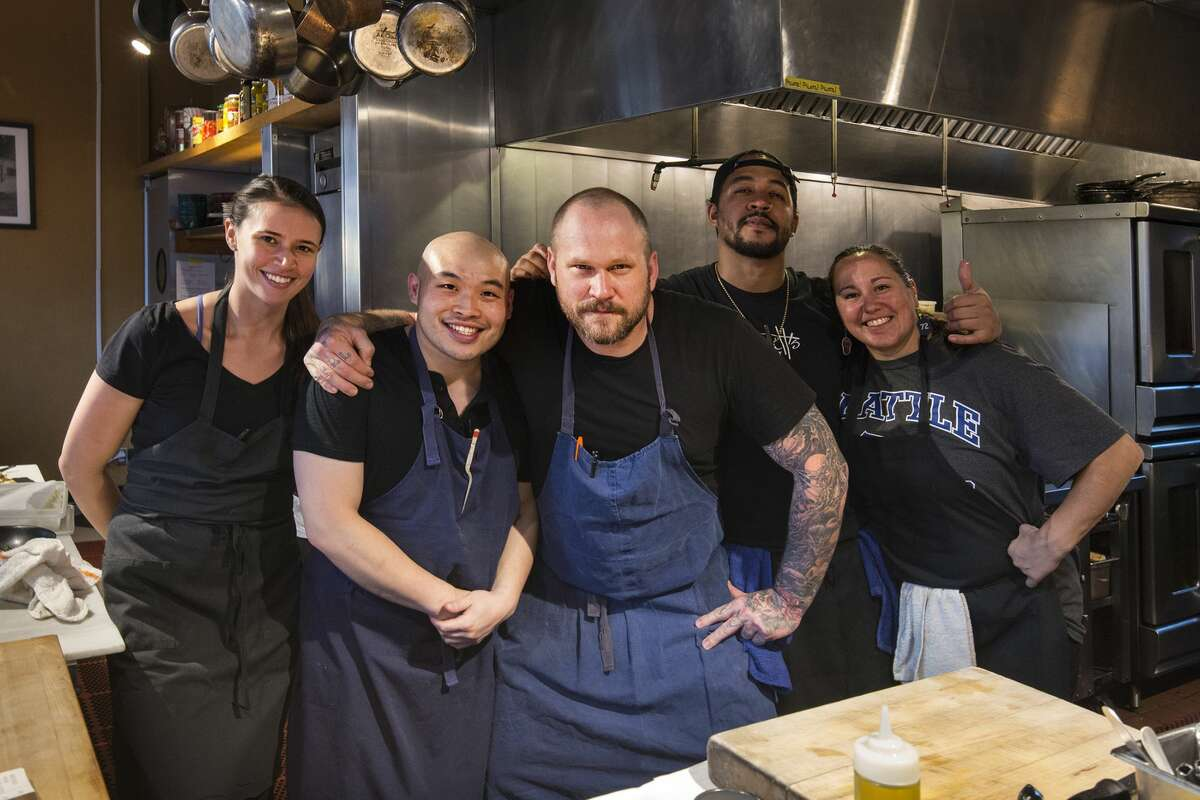 Matt's in the Market, executive chef and owner Matt Fortner: