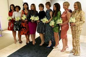Ahead of Tuesday night's World Series Nationals vs. Astros Game 6 at Minute Maid Park, 10 Houston women won big across town at Neiman Marcus in the Galleria. That's where the honorees of the 38th annual Houston Chronicle Best Dressed Luncheon and Neiman Marcus Fashion Presentation sponsored by The Woman's Hospital of Texas were announced.
