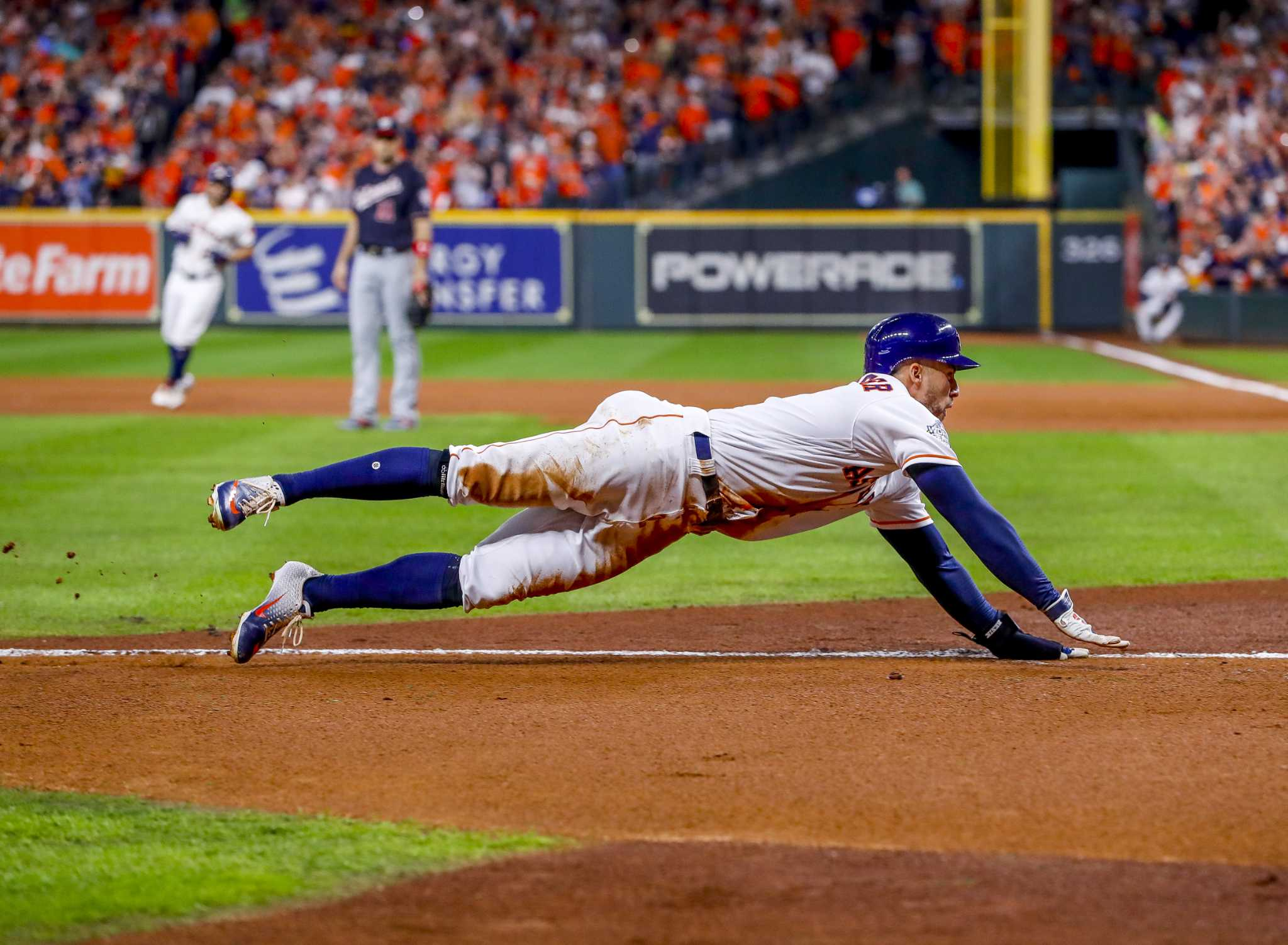 2019 Astros review: George Springer