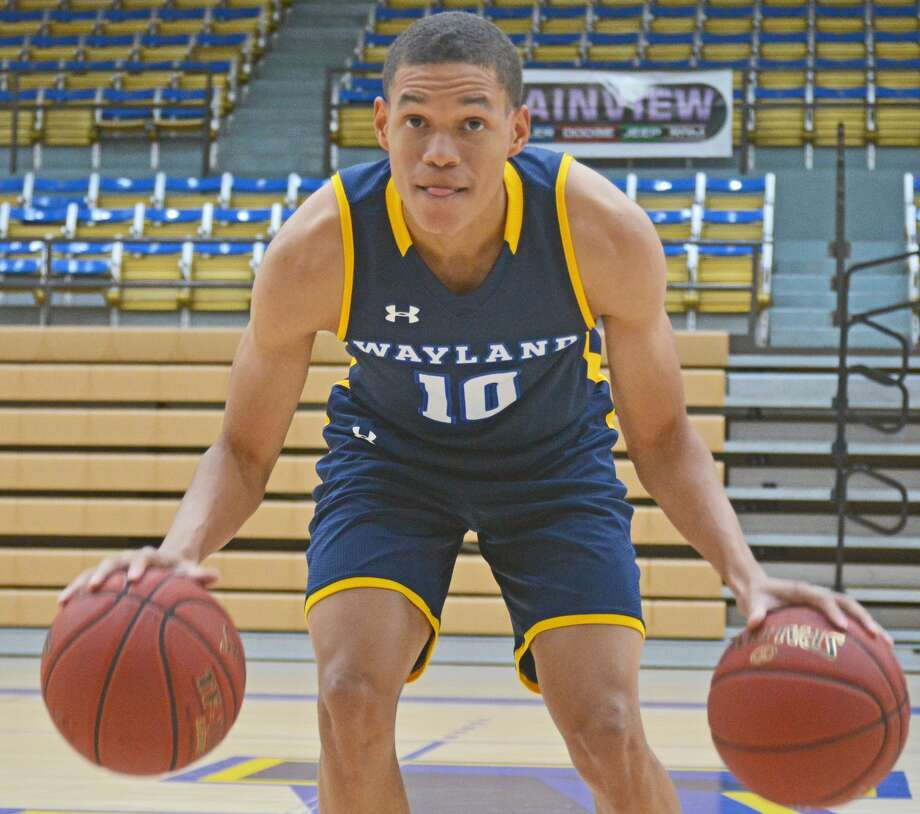 Wayland Baptist senior J.J. Culver hopes to add to the family name with another successful season for the Pioneers men's basketball team. Culver is the reigning Sooner Athletic Conference Player of the Year and was a first team All-American last season. Photo: Nathan Giese/Planview Herald