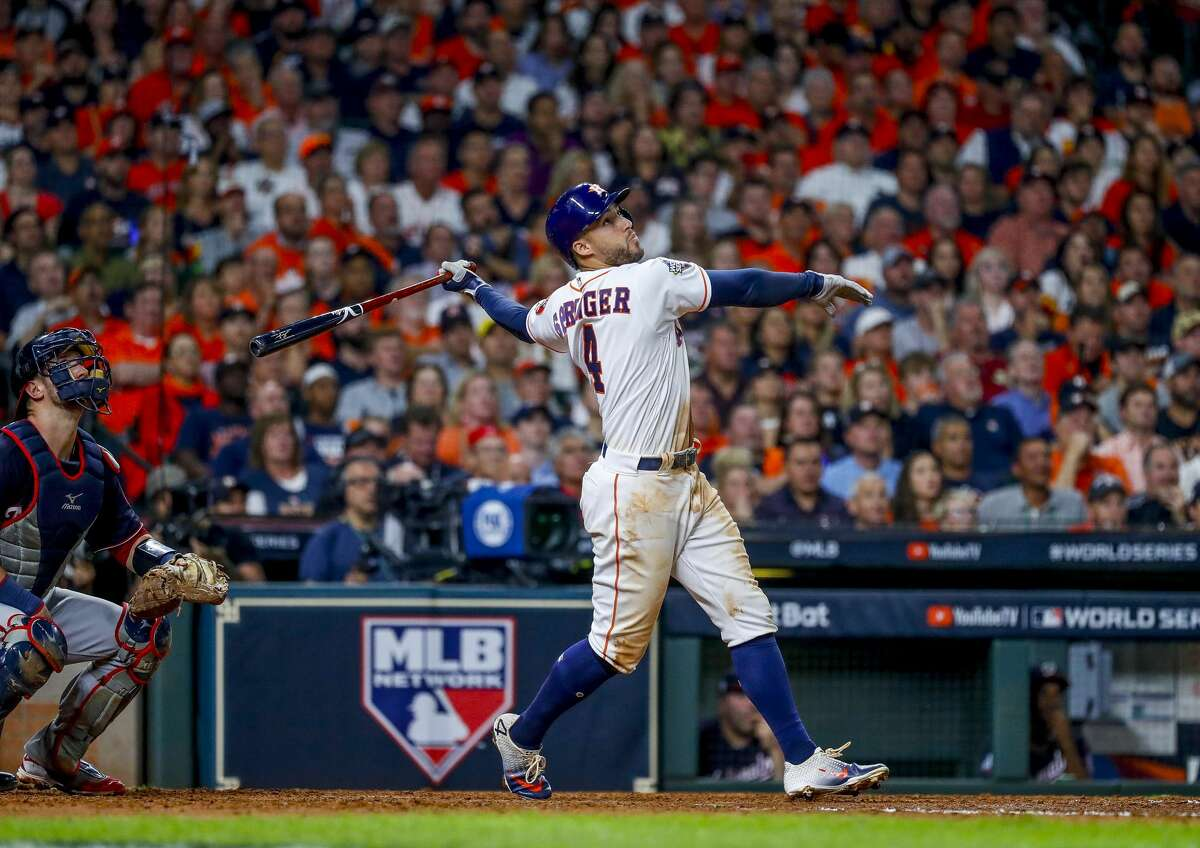 George Springer, outfielder 2020 salary: $21 million Contract: 1 year, $21 million Can become a free agent after 2020 season.