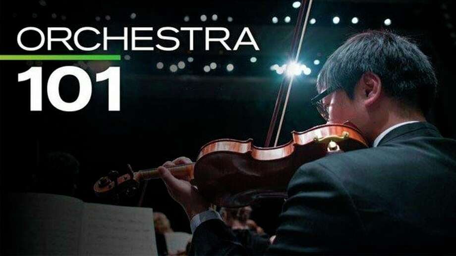 Wednesday, Oct. 30: Orchestra 101 offers a light-hearted way to resolve some of the uncertainties of attending a symphony concert. The program is set for 6:30 p.m. at the Midland Center for the Arts, 1801 W. St. Andrews Road in Midland.(Photo provided/Midland Center for the Arts)