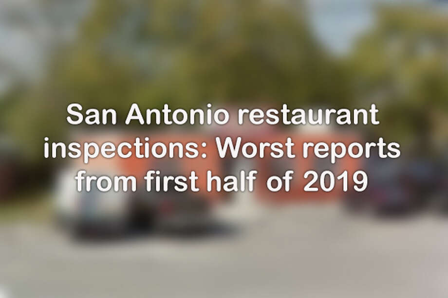 CLICK AHEAD TO SEE THE WORST REPORTS FROM THE FIRST HALF OF 2019. NOTE, RATINGS MAY HAVE CHANGED. Photo: Google Maps