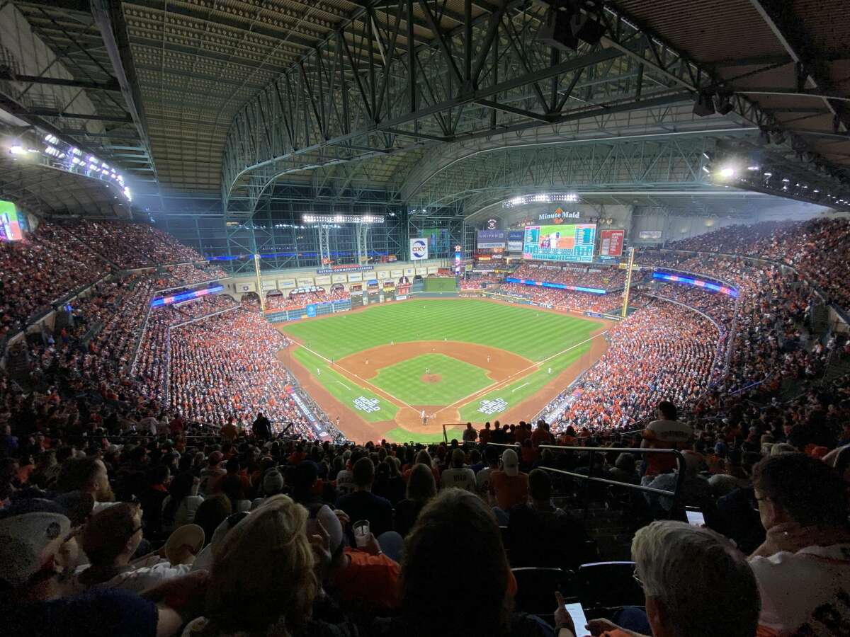 The Astros and Nationals will play for a World Series title in Game 7 on Thursday. Ticket prices for a seat inside Minute Paid Park range from $249 to $12,000 (per StubHub.com).